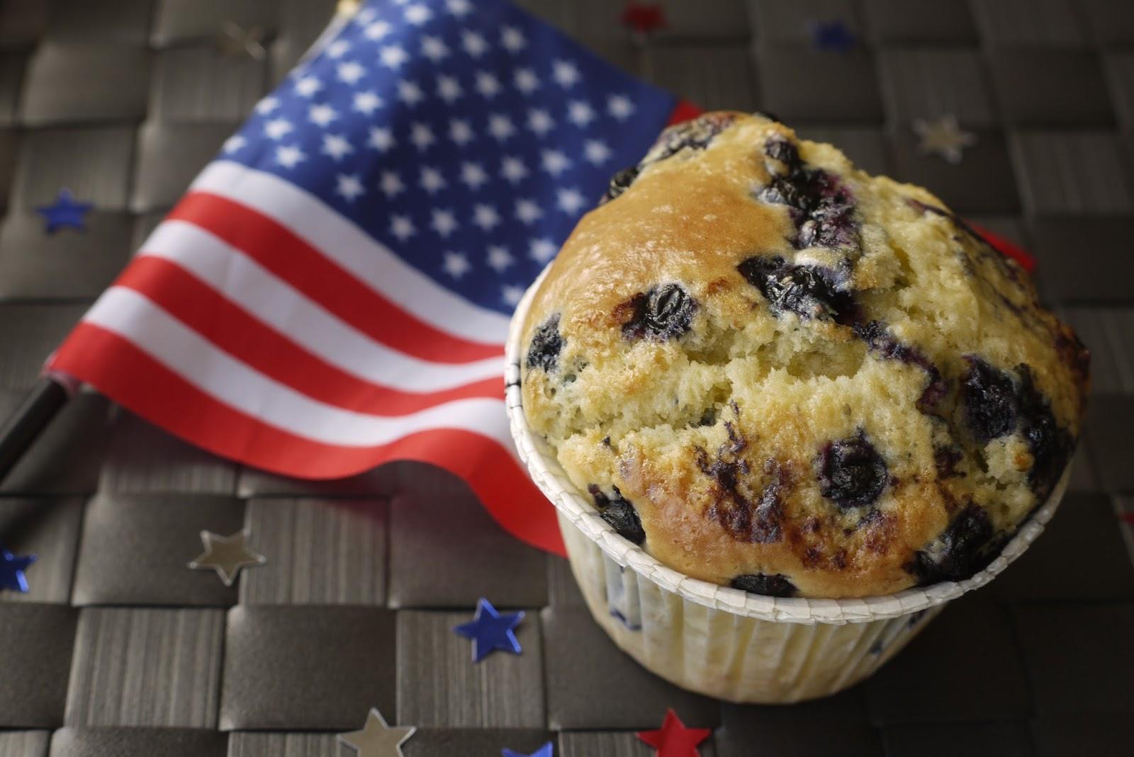 american blueberry muffins blaubeer muffins — rezepte suchen