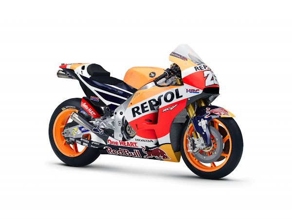 2016 Repsol Honda RC213V MotoGP Wallpaper 26
