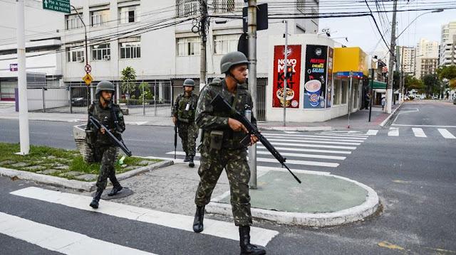 Brasil - Acordo no Espírito Santo não está a ser cumprido. Polícias mantêm greve