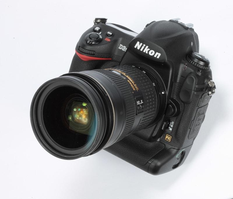 Nikon D3S Firmware Downloads