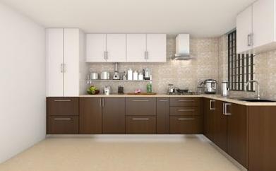 11 Desain Dapur Minimalis Bentuk L Cantik Dan Elegan Tahun Ini