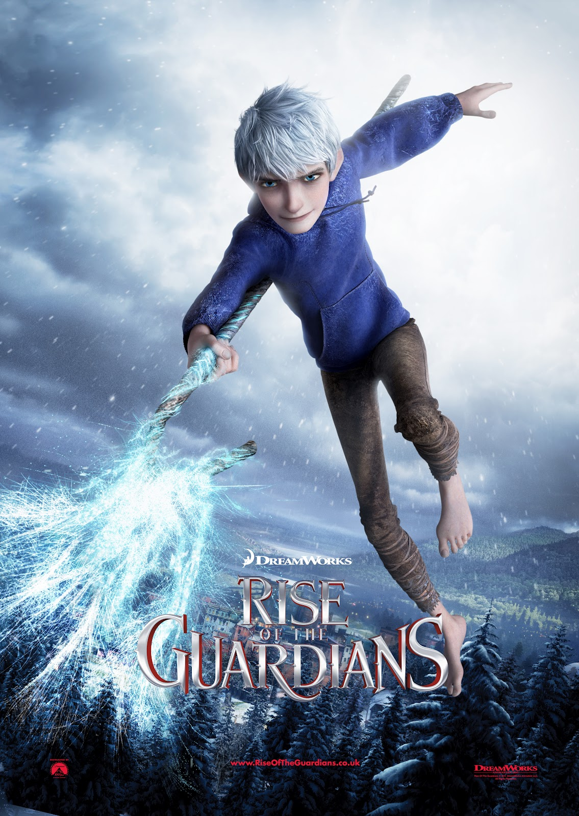 Rise of the guardians trailers featurettes uk premi re - Pics of rise of the guardians ...