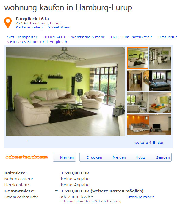 erdgeschosswohnung kaufen in hamburg lurup. Black Bedroom Furniture Sets. Home Design Ideas