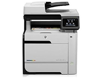 Image HP LaserJet Pro MFP M475 Printer Driver