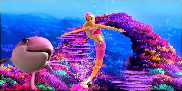 Regarder un film de barbie et le secret des sir nes 2 2012 films de barbie princesses - Barbie et le secret des sirenes 1 ...