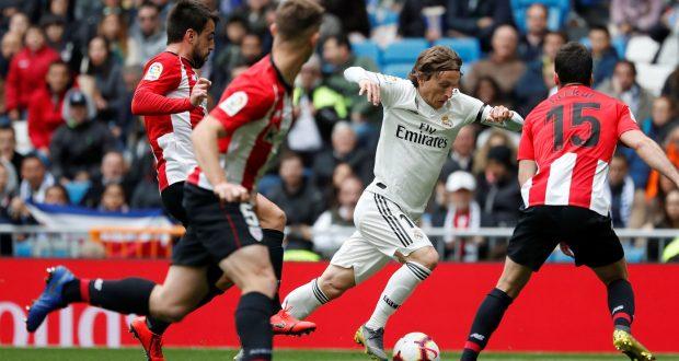 مودريتش: أحلم بهذا الأمر مع ريال مدريد