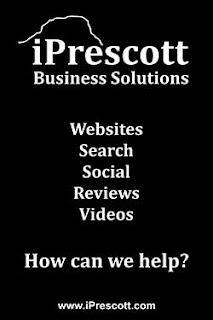 iPrescott Business Solutions can help you build an online presence for your Prescott business.