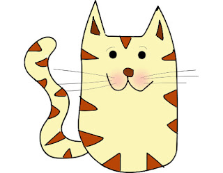 blog art free cat kitty illustration done in adobe illustrator
