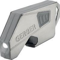 JUAL SENTER GERBER MINI BOTTLE OPENER & LIGHT CALL 0812-8222-998