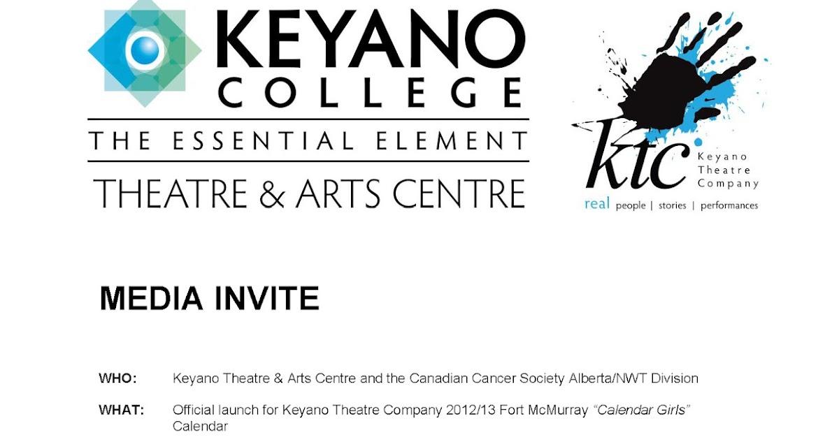 Wood Buffalo Culture: Official Launch Keyano Theatre