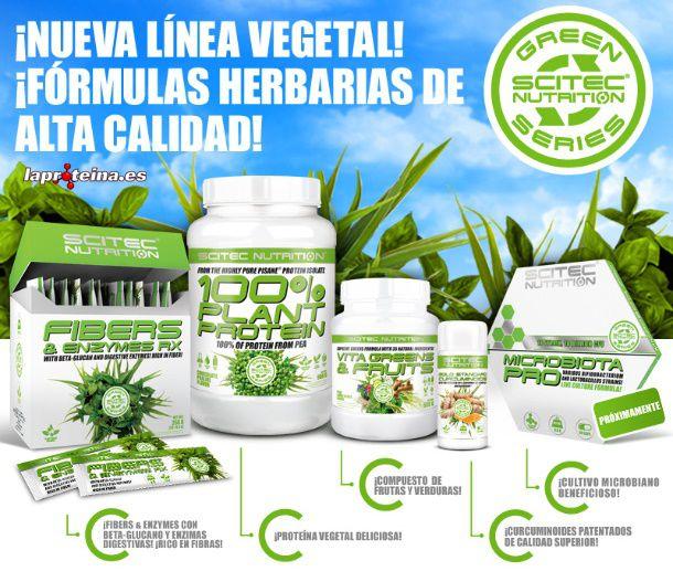 a0049e993 LaProteina.es - Scitec Nutrition Pure Form Vegan Protein 450 Gr
