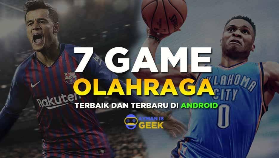 Game Olahraga Terbaik di Android 2019
