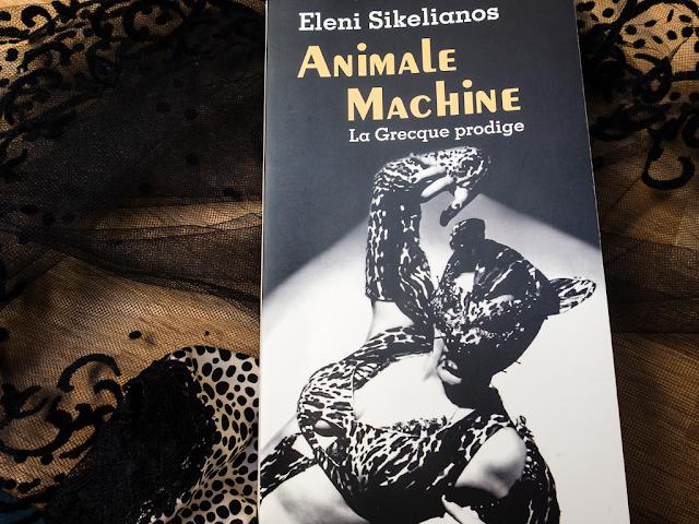 Animale Machine, Eleni Sikelianos, trad Claro, Actes Sud, photo Lou Darsan
