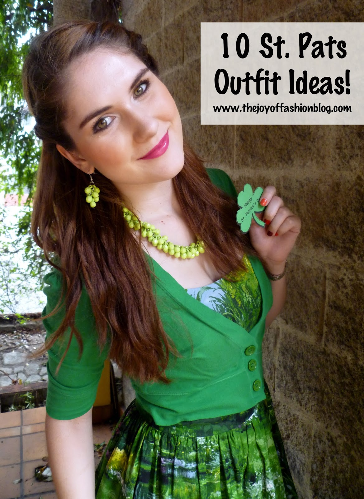 The Joy Of Fashion 10 St Patricks Day Outfit Ideas