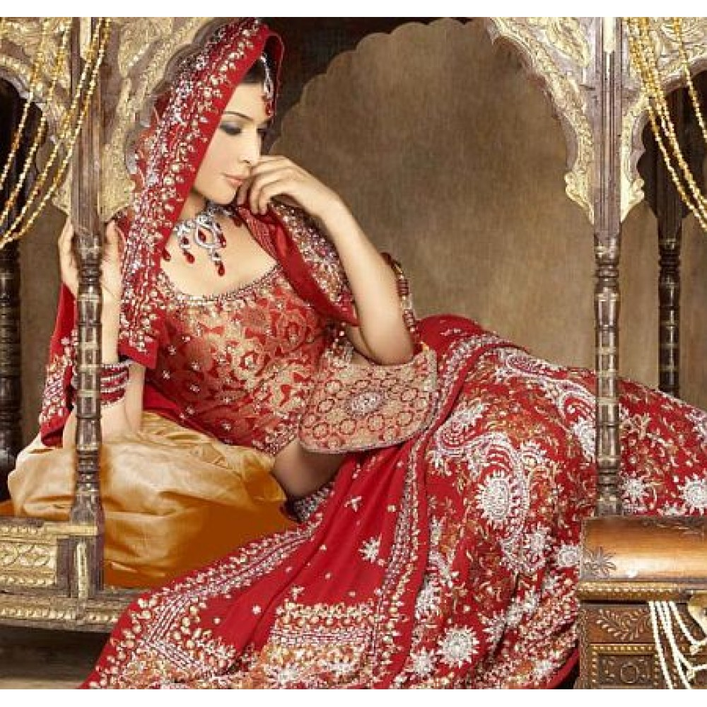 Hindu Wedding: About Marriage: Indian Marriage Dresses 2013