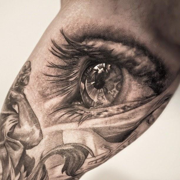 Męskim Okiem By Lucas Znaczenie Tatuaży