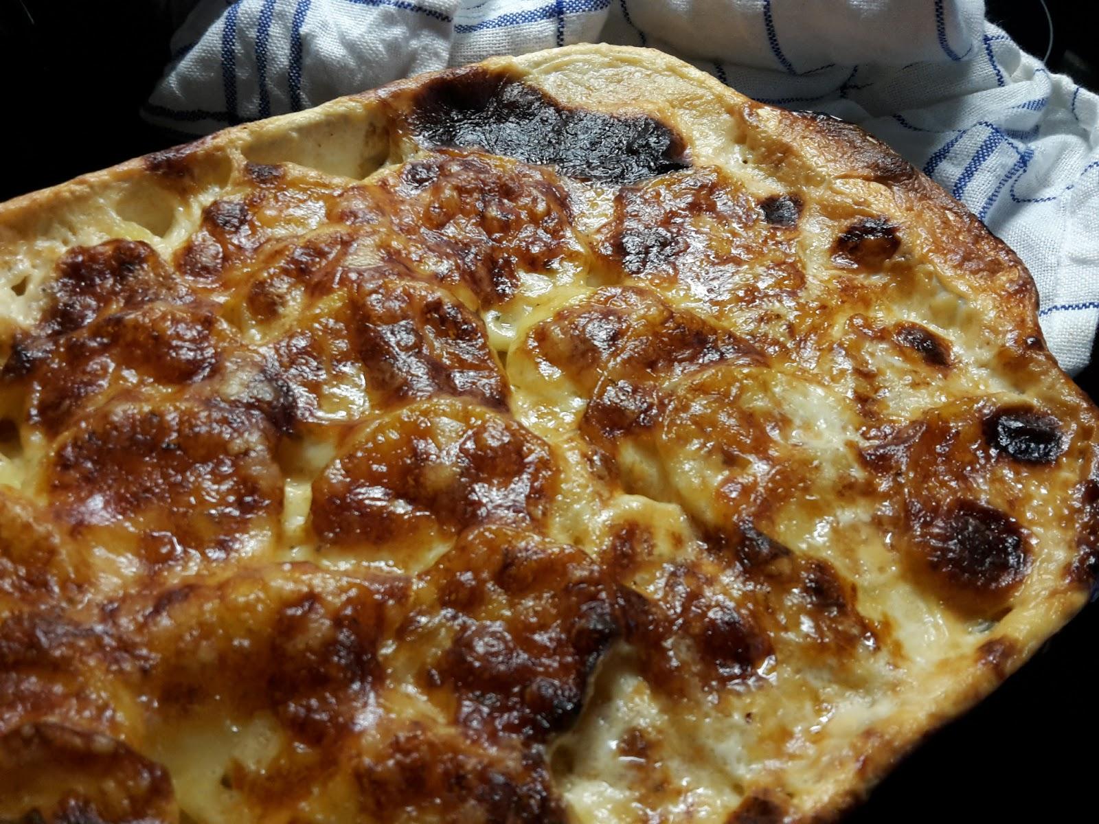 biancas just cook kartoffel fenchel gratin nach jamie. Black Bedroom Furniture Sets. Home Design Ideas