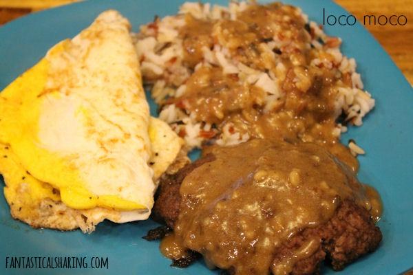 Loco Moco #recipe #beef #egg #hawaii #copycat