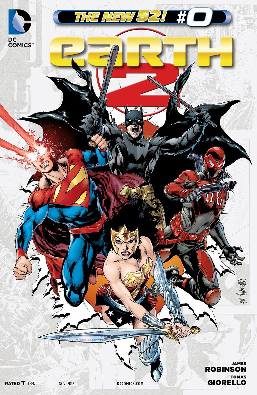 read dc comics 52 online free