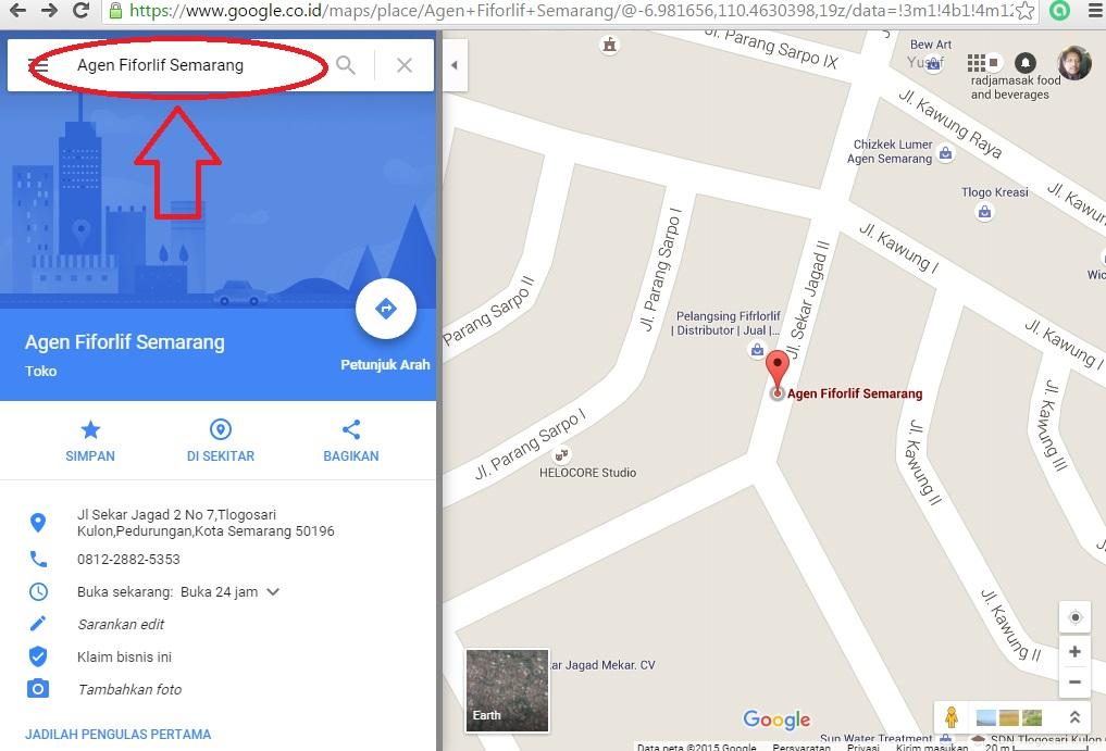 Toko-Agen Resmi FIFORLIF Semarang Kota HP 0812-2882-5353 ...