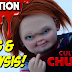 CULT OF CHUCKY (2017) 💀 Red Band Trailer Reaction & Analysis