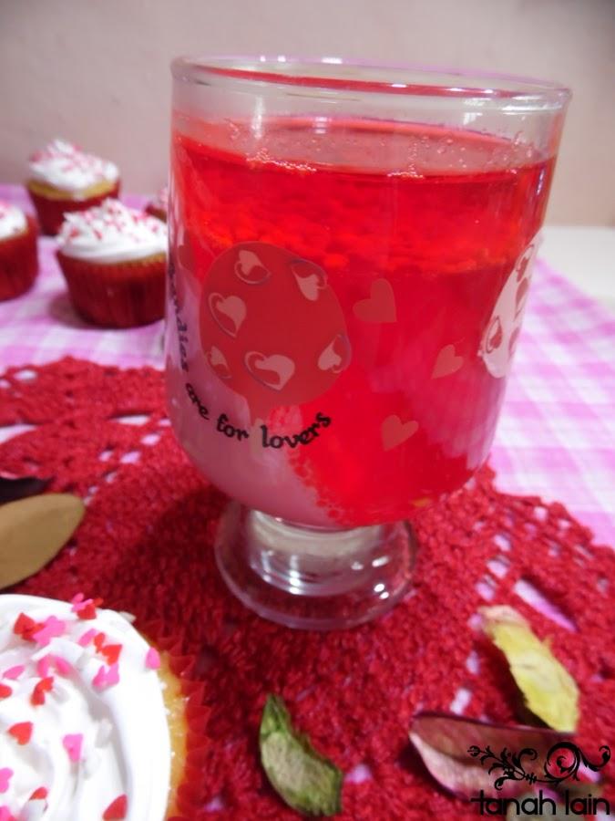 Cupcakes para San Valentín