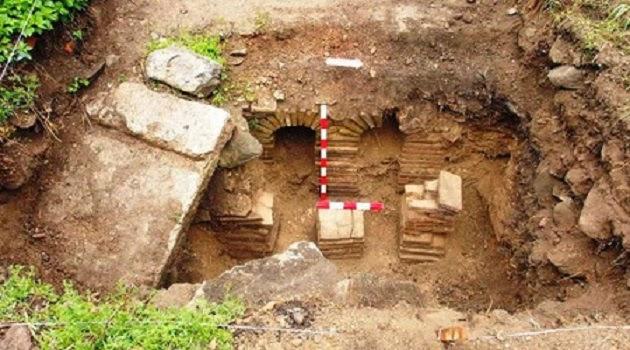Roman way station unearthed in Bulgaria