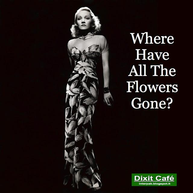 69bed4664f07 Dove sono andati a finire tutti i fiori  Pete Seeger ha più volte  dichiarato di essersi ispirato a una pagina de Il placido Don