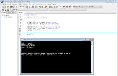 Compilador Dev C