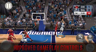 NBA2K18 v.35.0.1 MOD Apk+OBB Files server download free