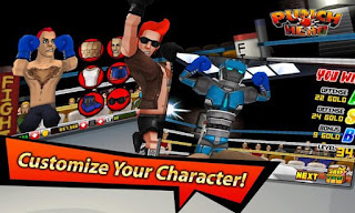 Download Punch Hero MOD APK v1.3.8 Terbaru (Unlimited Money) Offline Mode
