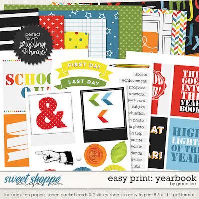 Easy Print: Yearbook