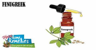 Home Remedies For Vaginal Odor: Fenugreek