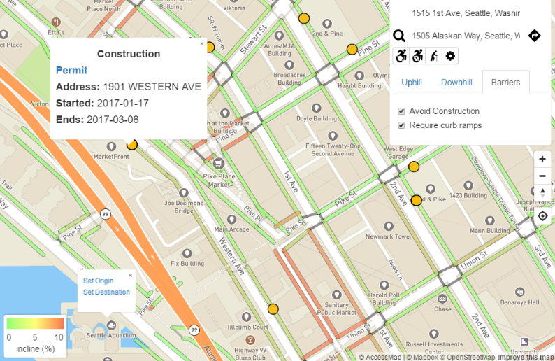 Google Maps adds a wheelchair accessible option for disabled folks on