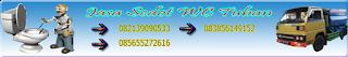 SEDOT WC/TINJA TUBAN | 082240953999