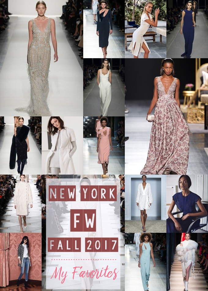 Best of New York FW Fall/Winter 2017.Njujorska nedelja mode za jesen zimu 2017.