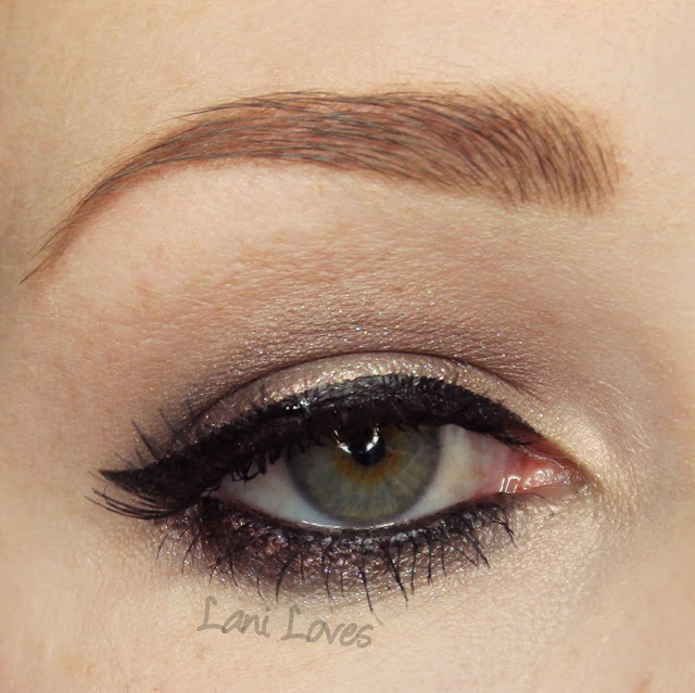 Darling Girl Love Is Weakness Eyeshadow Swatches & Review