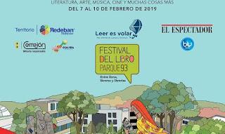 FESTIVAL DEL LIBRO PARQUE 93