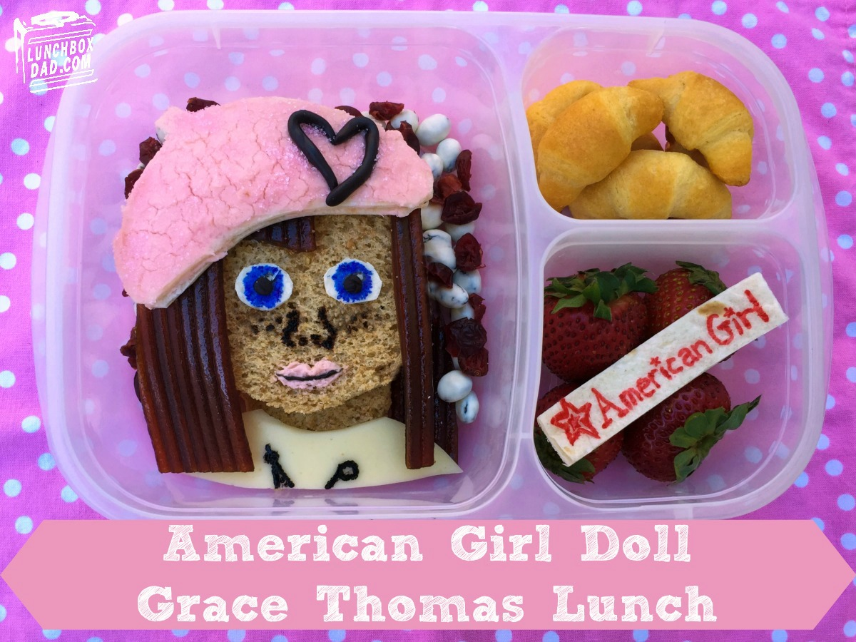Lunchbox dad american girl doll grace thomas lunch forumfinder Image collections