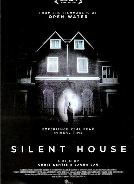 House Settling Noises: Video Collection Data Base: Silent House Official Trailer