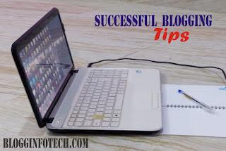 successful blogging tips