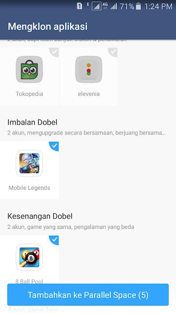 Cara Memainkan 2 Akun Mobile Legends Dalam 1 HP 12