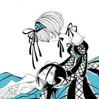 Velvet Going Underground – Truyện tranh