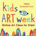 Kids Art week