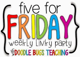 Doodlebugs Teaching Five For Friday