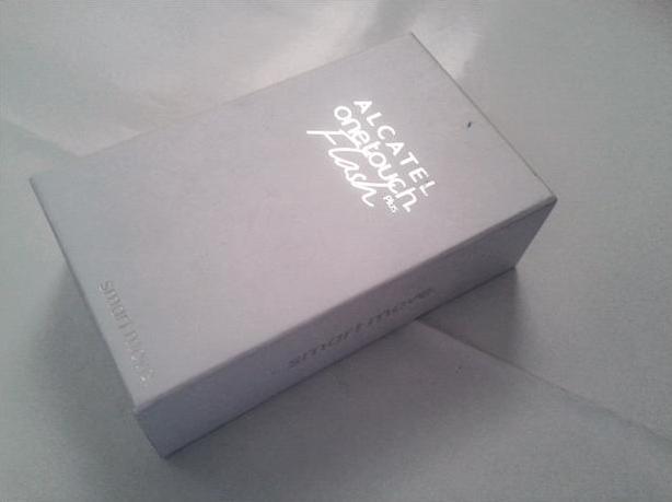 Alcatel OneTouch Flash Plus box