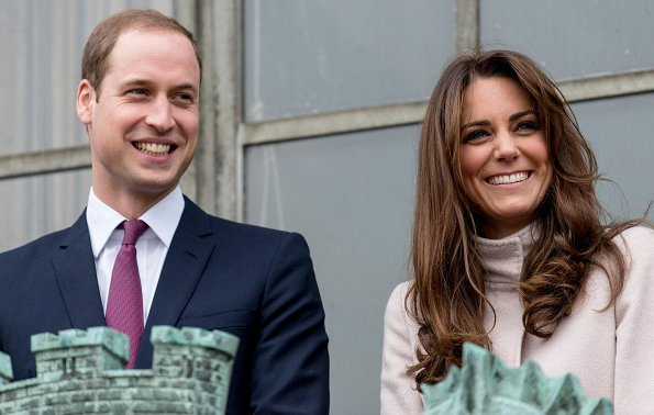 The Duchess of Cambridge is expecting a baby