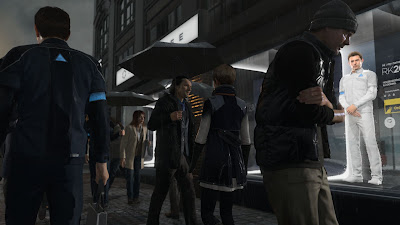 detroit become human game hd images