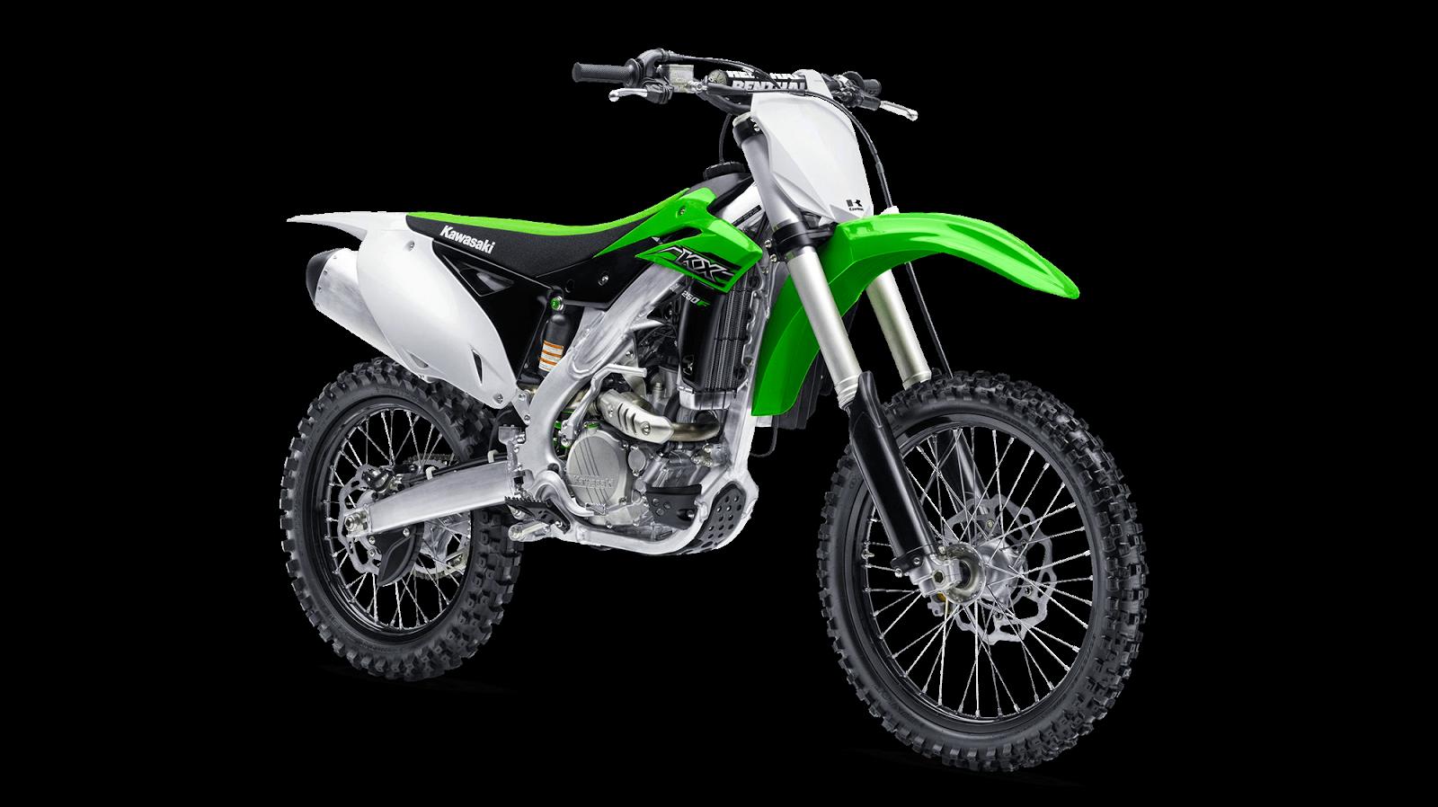 New Kawasaki KX250F, Read Now