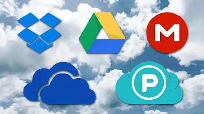 8 Aplikasi Penyimpanan Cloud Terbaik 2019